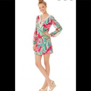 Lilly Pulitzer Seamus Beaded Tunic